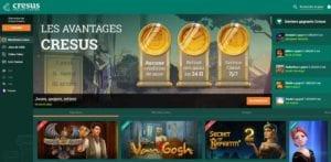 casino en ligne crésus casino