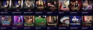 gamme de jeu casino en ligne Lucky 8