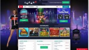 offres du casino en ligne Lucky 8