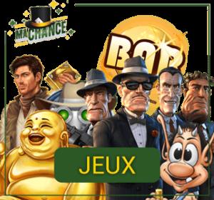 jeux machance casino
