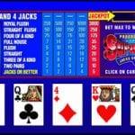 logo superjax video poker