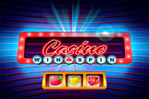 logo de la machine a sous casino win spin