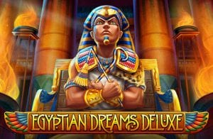 logo machine a sous egyptian dream deluxe