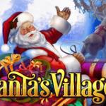 logo machine a sous santa s village