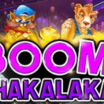 Boom Shakalaka machine a sous