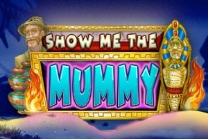 logo show me the mummy