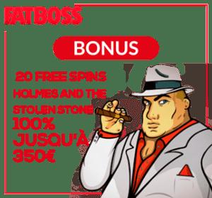 bonus sur le casino en ligne fatboss
