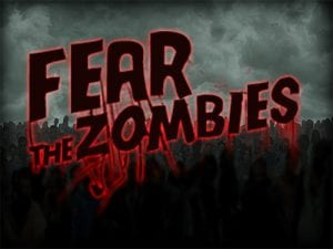 fear the zombies logo