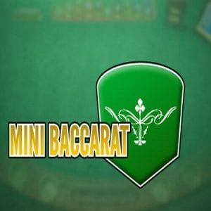 mini baccarat de play'n go