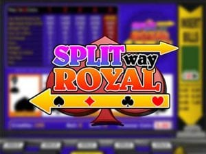 Logo du jeu vidéo poker split way royal