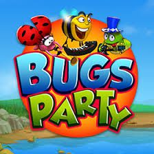 Bug party logo