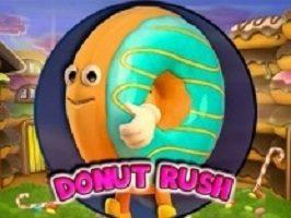 donut rush logo