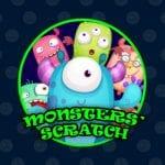 logo de monster sratch
