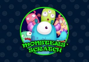 logo de monster sratch