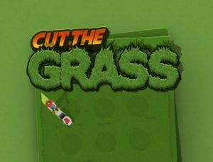 Logo Cut the grass