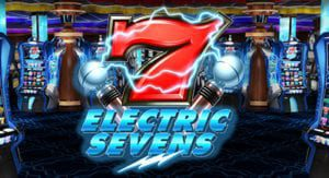 slot electric sevens logo