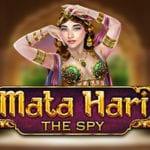 logo de la macine a sous mata hari the spy