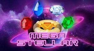logo de la machine mega stellar