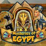 Mistery of egypt logo