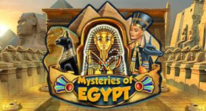 Mistery of egypt logo