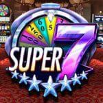 machine à sous Super 7 stars logo