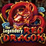 logo de ma machine a sous the legendary red dragon