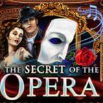 logo de la machien secret of opera