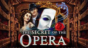 logo de la machien secret of opera