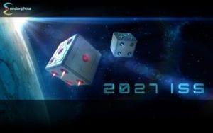 Jeu ISS 2027 logo