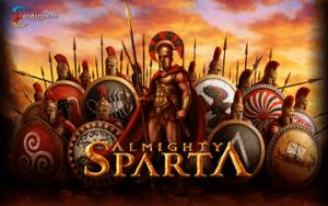 logo de almighty sparta