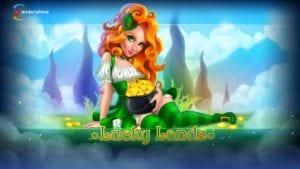 logo du jeu lucky lands