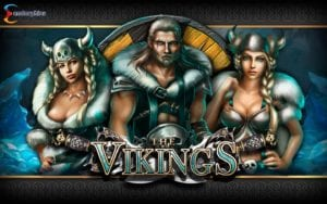 the viking logo