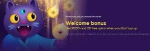 bonus de bienvenue sur bao casino