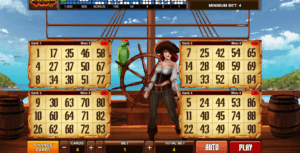 Bingo Bingo Pirata