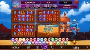 bingo bingo génie