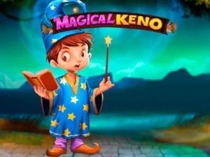 magical keno