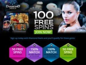 casino en ligne diamond reels