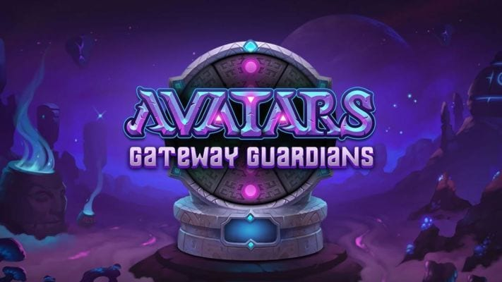 Avatars Gateway Guardians machine à sous Yggdrasil