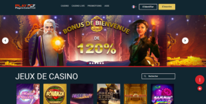 casino en ligne players come first