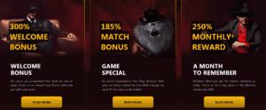 bonus sur le casino en ligne domgame casino