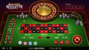 European Roulette evoplay