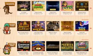 Lucky Luke casino jeux