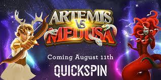 Quickspin Artemis vs Medusa