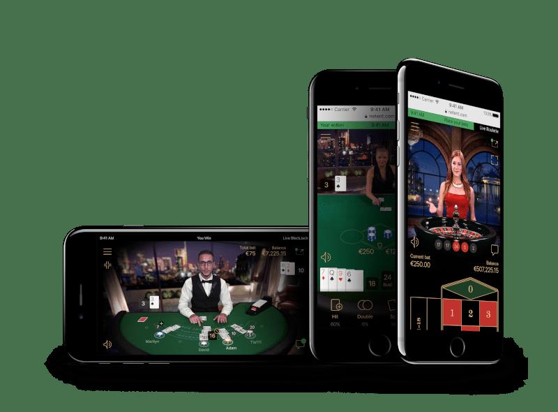 casino en ligne sur mobile