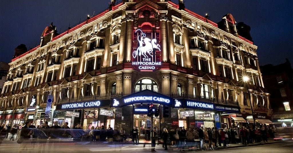 Casino The Hippodrome Londres