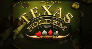 Texas Holdem evoplay