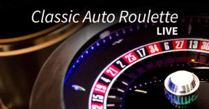 Classic Roulette Live netent