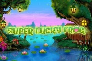 super lucky frog machine à sous netent