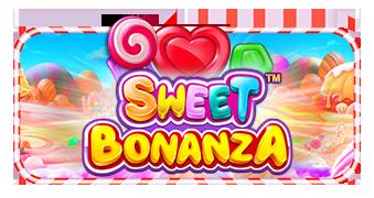 Sweet Bonanza logo machine à sous