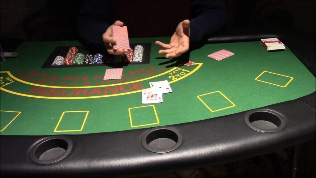 blackjack bien se préparer